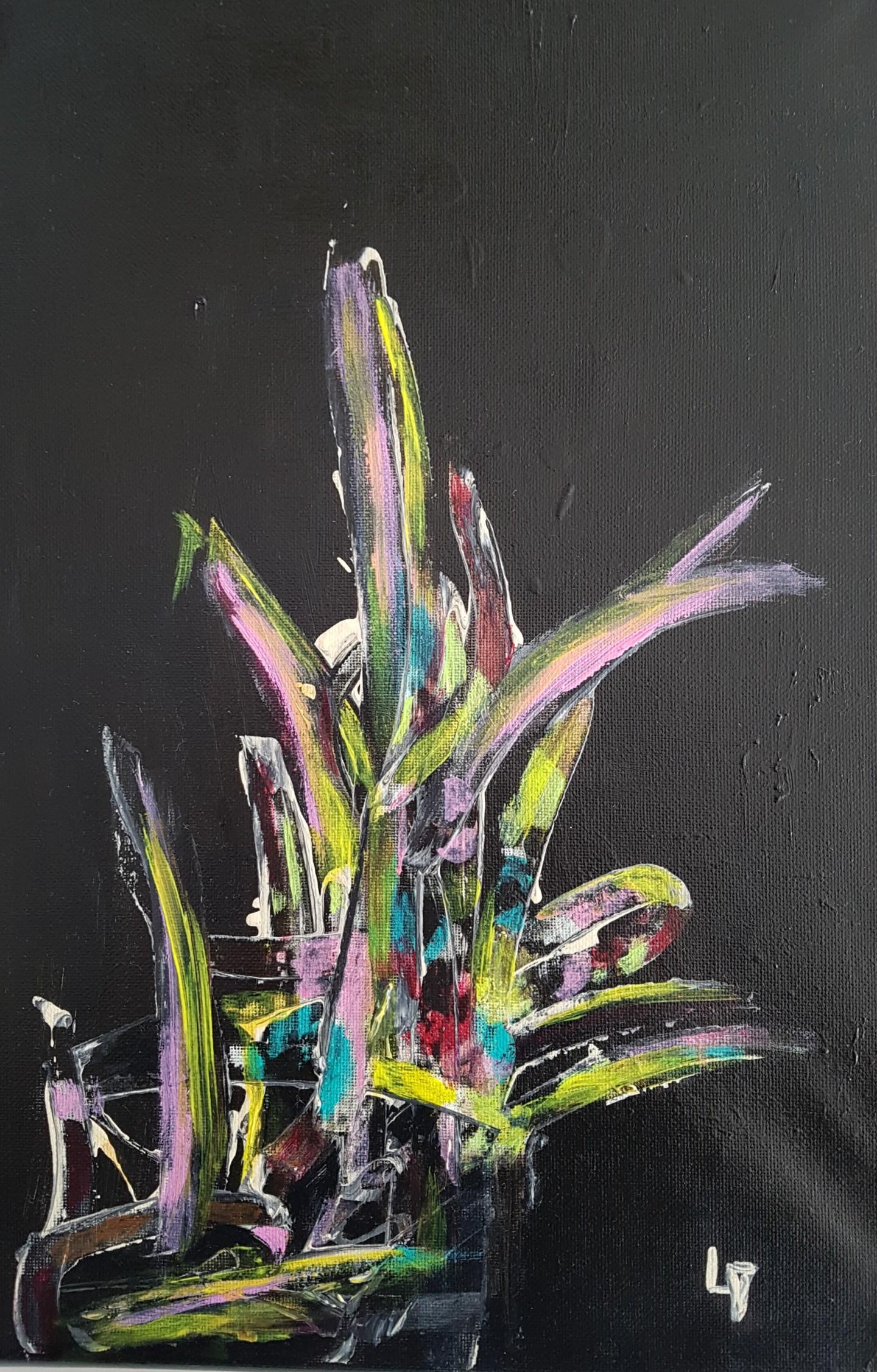 Martine Lallement - Explosion colorée