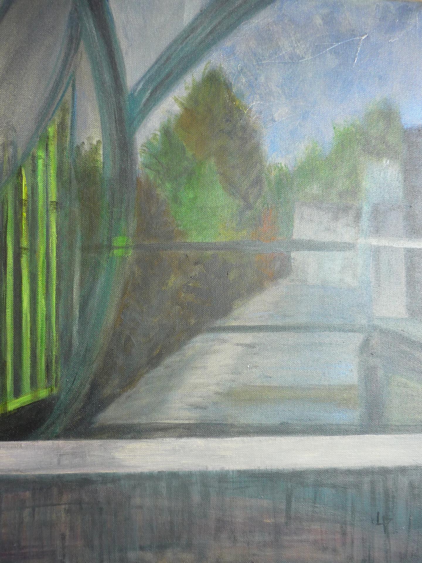 Martine Lallement - Le passage 1